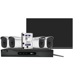 Safire Kit CCTV 4K Ultra HD...