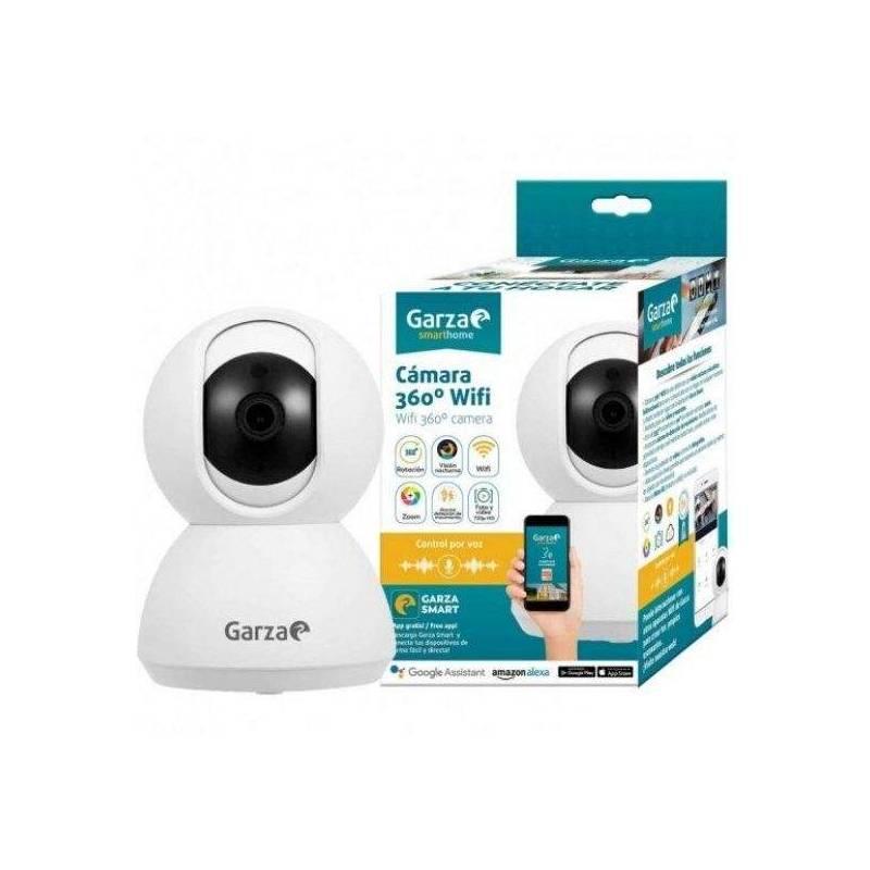 SmartHome, câmera de vigilância IP